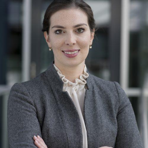 Eva Bauerschmidt, BSH Hausgeräte, Pressesprecherin