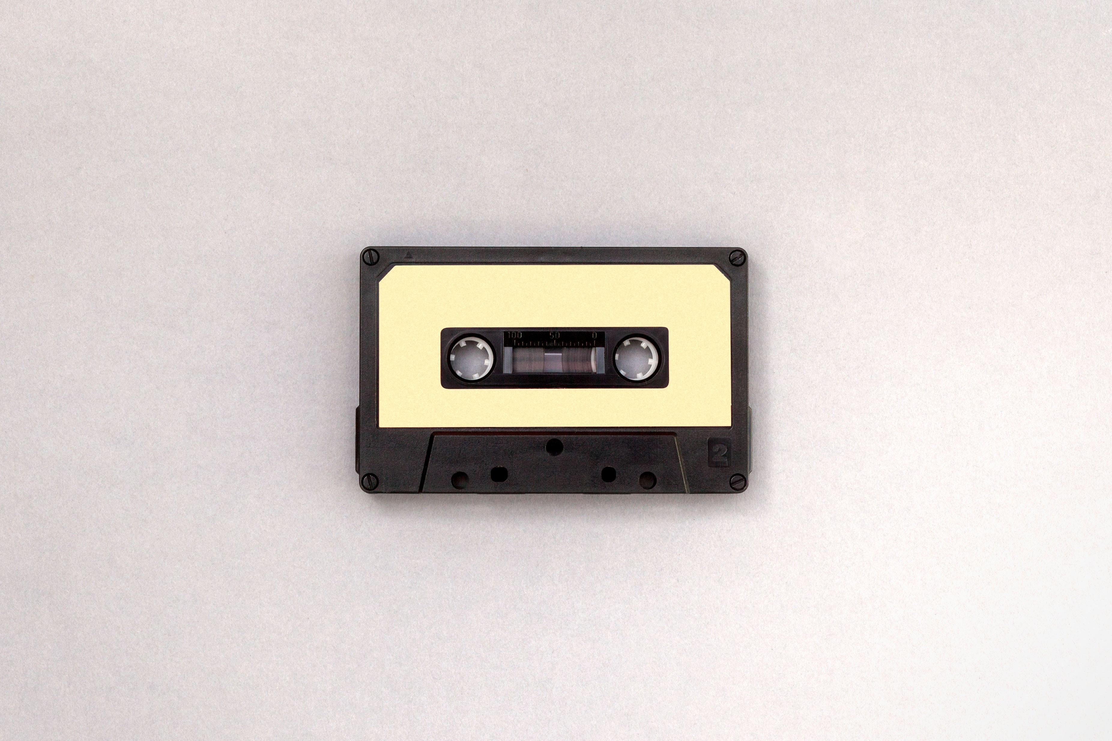 Kassette – Retro
