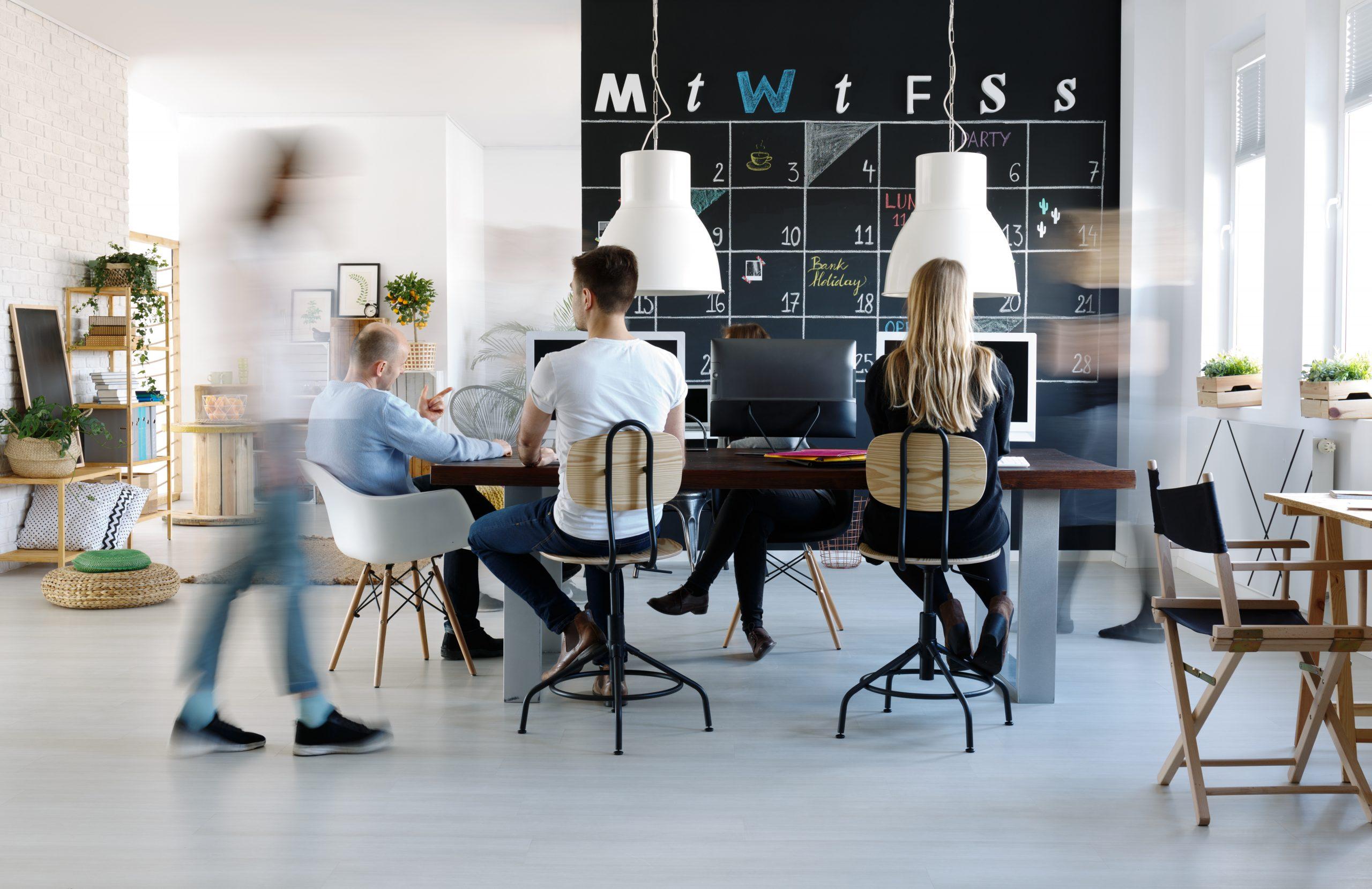 Zukunft der Arbeitswelt