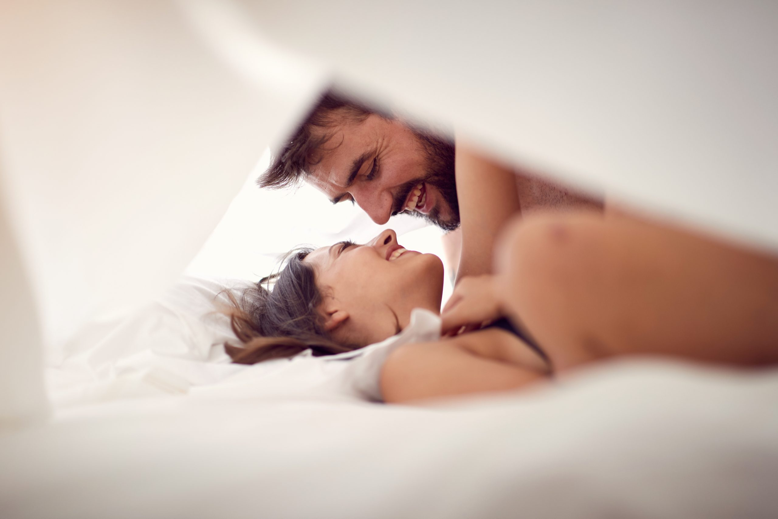Kommunikation im Bett