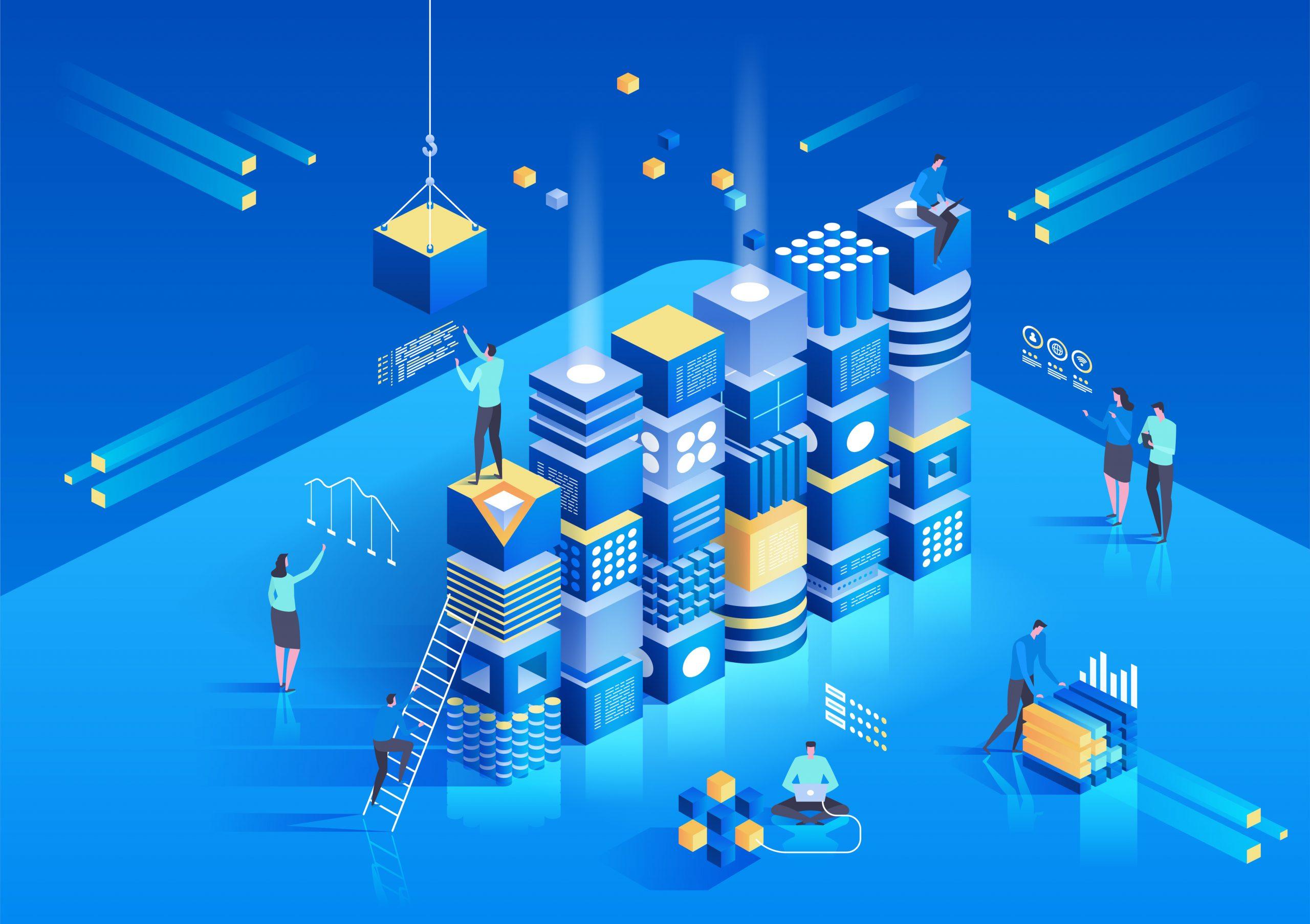 Blockchain verändert die Wirtschaft