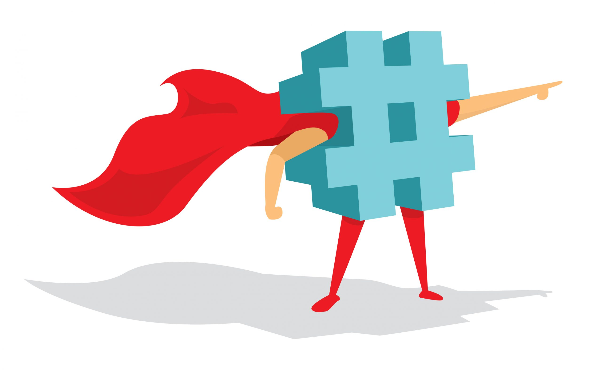 Kampagnen Hashtag